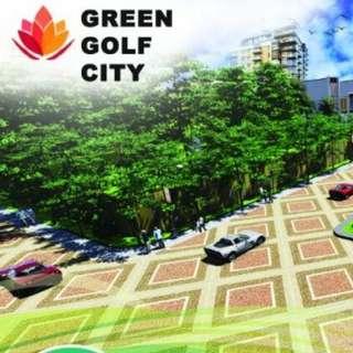 Green Golf City harga 183 jutaan aja