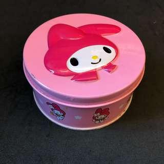 Melody 1999年日本製盒