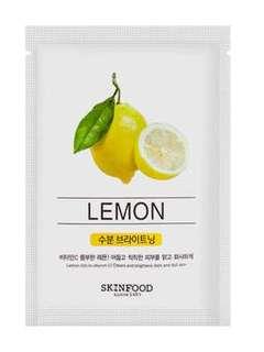 Skinfood Lemon Mask