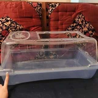 Kleo terrapin enclosure plastic tank
