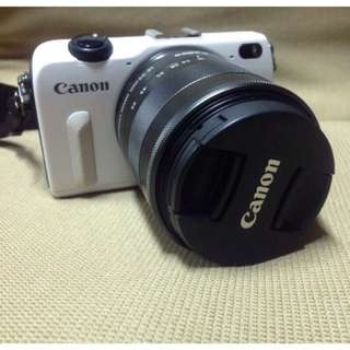 Canon 佳能 相機 EOS M2 EF-M 18-55 IS STM