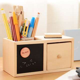 Pen pot and storage box