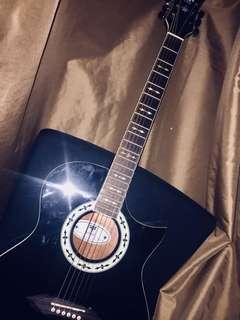 Schecter Acoustic Guitar
