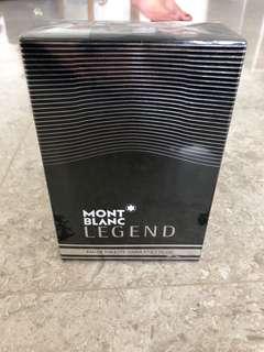 Mont Blanc Legend Cologne 200ml (RRP s$200+)