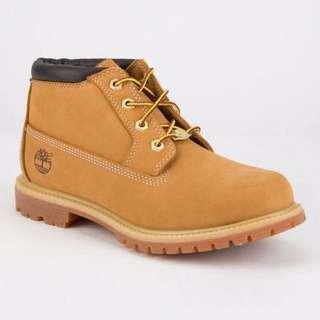 Timberland短boots