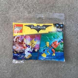 LEGO Batman - Disco Batman & Tears of Batman
