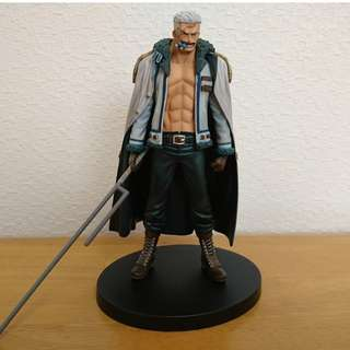 One Piece SMOKER COLONEL Figures