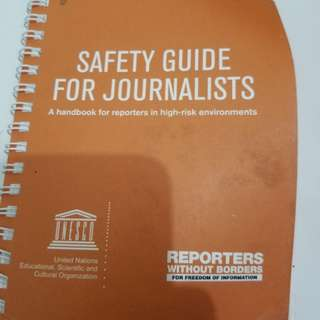 Safety Guide for Journalist