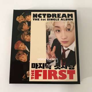 [WTS] NCT DREAM Mark The First single album