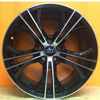 SPORT RIM 18inch AUDI DESIGNS WHEELS
