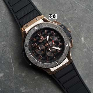 "Rose-Gold ""Hublot"" Big Bang Unico Homage"