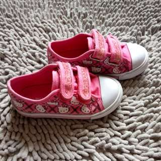 Hello Kitty Rubber Shoes (Size 8)