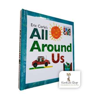 Eric Carle: All around us