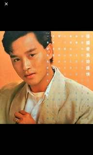 张国荣,为你钟情,黑胶唱片。