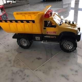 Toy Trucks x 3