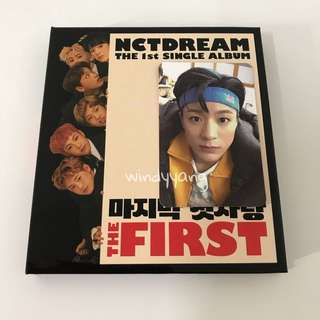 [WTS] NCT DREAM JENO The First Single Album