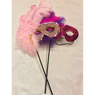 Masquerade Masks for Prom