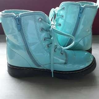 Unisex Torqouise Boots