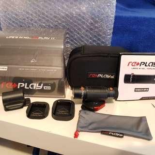 Replay XD 1080 mini Camera (Motor/Sports)