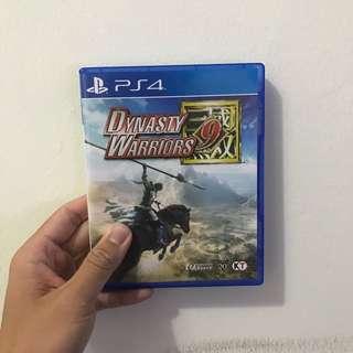 PS4 Dynasty Warrior 9