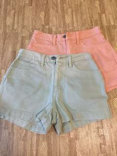 Guess Jeans Girl's shorts (set of 2)