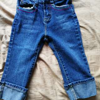 Gap jeans toddler 4y