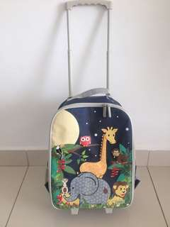 Bobble art school bag