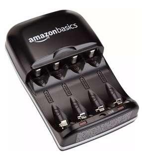 AmazonBasics Ni-MH Battery Charger