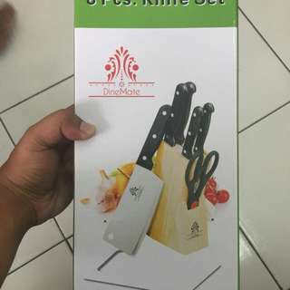 Knife set 8pcs