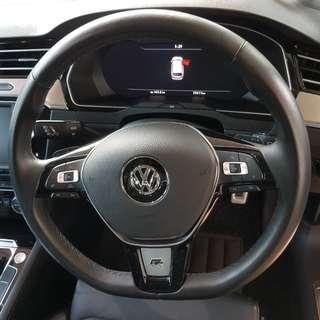 Golf mk7 Passat b8 Tiguan mk2 Sharan Jetta Steering Wheel