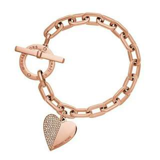 Clearance MK bracelet 20.5