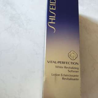 Shiseido Vital-Perfection White Revitalizing Softener 150ml