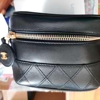 Chanel 化妆袋有鏈