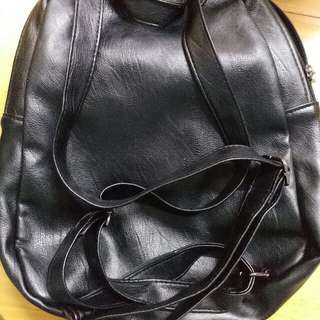 99% new, 清屋!fashionable black bag