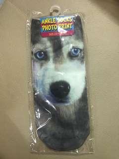 *1對*包郵🤗全新🤗公仔大人潮襪free size(每款只有一對🤗)