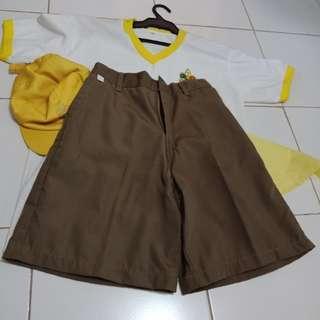 Cabs scout uniform