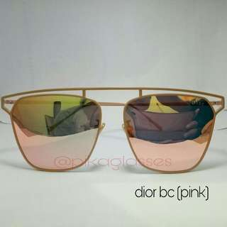 Sunglasses dior bc (pink)