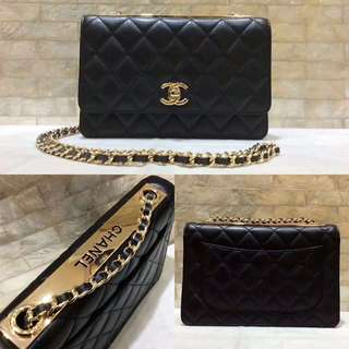 Chanel Trendy CC WOC (Best Selling,Quality Guaranteed)