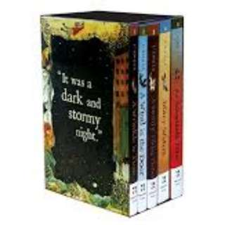 The Wrinkle in Time Quintet Box Set Book New