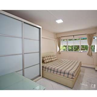 Aljunied Area, Modern, Very Clean, Near MRT, Aircon, Wifi