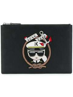 Karl Lagerfeld Clutch Bag 手包