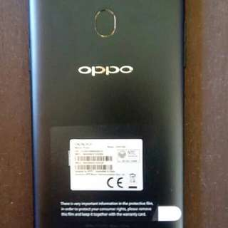 FOR SALE OPPO F5 YOUTH 3 weeks palang  No dents No Issue