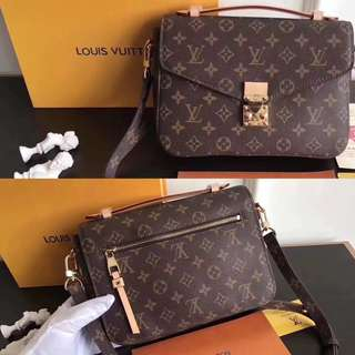 LV Pochette Metis (Best Selling,2 Designs)