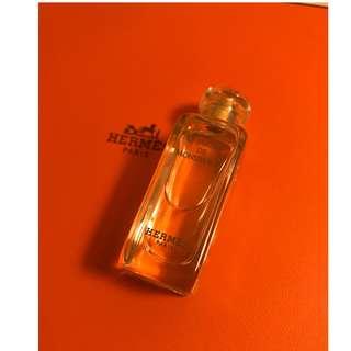 Hermes Perfume 7.5ml - Le Jardin De Monsieur Li - Un Jardin En Mediterranee