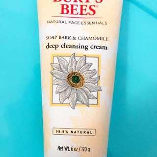 Soak Bark & Chamomile Deep Cleansing Cream