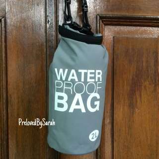 Dry Bag Waterproof Bag ( Tas Anti Air)