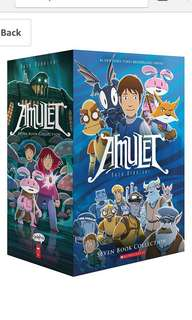 BN Amulet box set (1-7)