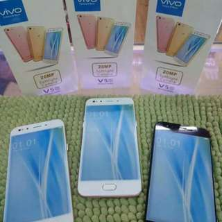 Brand new & complete package! Vivo V-5 with 1month warranty!!