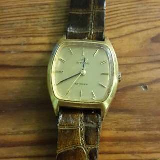 Ladies Titoni Titoflex Vintage Watch