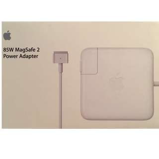 NEW Apple charger 85W Mac Book Pro genuine.